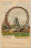 CPA PARIS Transparente Système Contre La Lumière écrite Type Gruss Exposition Universelle De 1900 Manège - Halt Gegen Das Licht/Durchscheink.