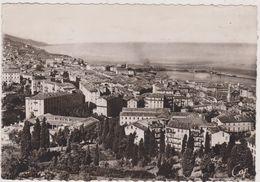 HAUTE CORSE,CORSICA,BASTIA,en 1949,vue Aerienne Real Photo - Bastia
