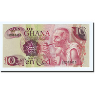 Billet, Ghana, 10 Cedis, 1978-01-02, KM:16f, NEUF - Ghana