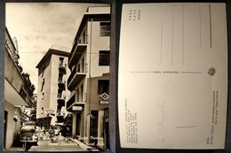 (FG.R08) DIANO MARINA - HOTEL ELISABETTA E HOTEL LIDO Animata Auto Cars Voitures (IMPERIA) ALBERGO - Imperia