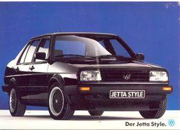 Allemagne - Publicité Volkswagen Jetta Style - Ecrite, Timbrée - 4323 - Passenger Cars