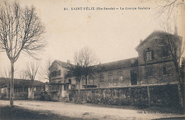 SAINT FELIX - N° 41 - LE GROUPE SCOLAIRE - France
