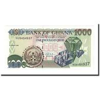 Billet, Ghana, 1000 Cedis, 2003-08-04, KM:32i, NEUF - Ghana