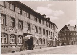 ALLEMAGNE,GERMANY,DEUTSCHLAND,BAVIERE,BAYREUTH,HOTEL ANKER,GOLDENER,LUXE,GLOBUS - Bayreuth