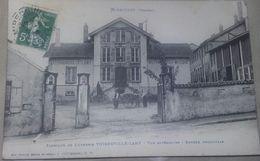 MIRECOURT FABRIQUE DE LUTHERIE THIBOUVILLE LAMY VUE EXTERIEUR - Mirecourt