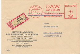 BERLIN-ADLERSHOF - 1967 , DAW  Forschungszentrum  - DEUTSCHE AKADEMIE DER WISSENSCHAFTEN ZU BERLIN - DDR