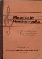 Guide HARMONIKA HARMONICA Hohner Trossingen Apprendre En 48 Pages - Boeken, Tijdschriften, Stripverhalen