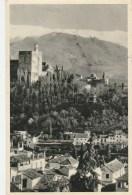 Spain - Granada - Torre De La Velta Y Sierra Nevada - Granada