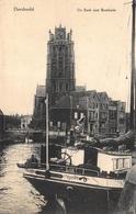 Dordrecht   Grote Kerk Met Bomkade      I 2703 - Dordrecht