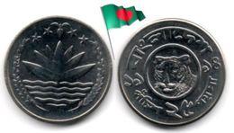 Bangladesh - 25 Poisha 1994 (UNC) - Bangladesh