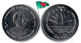 Bangladesh - 1 Taka 2010 (UNC) - Bangladesh