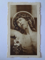 D877-Santino Gesù Cristo Cattedrale Di S.M.Assunta (La Spezia) - Images Religieuses