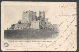Château De Madaillan - Voir 2 Scans - Frankrijk