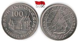 Indonésie - 100 Rupiah 1978 (UNC) - Indonesia