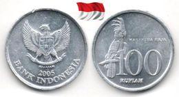 Indonésie - 100 Rupiah 2005 (UNC) - Indonesia