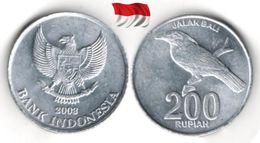 Indonésie - 200 Rupiah 2003 (UNC) - Indonesia