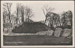 The Motte, Berkhampstead Castle, Hertfordshire, C.1940s - Ministry Of Works RP Postcard - Hertfordshire