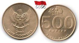 Indonésie - 500 Rupiah 2000 (UNC) - Indonesia