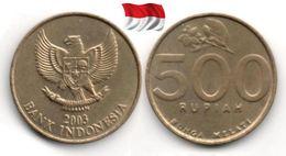 Indonésie - 500 Rupiah 2003 (High Grade) - Indonesia