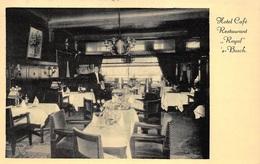 's-Hertogenbosch   Hotel Café Restaurant Royal  Visstraat 26-28     I 2722 - 's-Hertogenbosch
