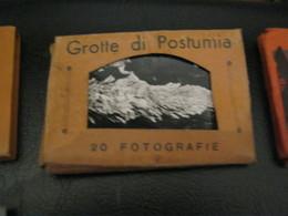 CUSTODIA CON IMMAGINI GROTTE DI POSTUMIA - Dépliants Touristiques