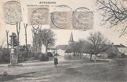 BROMONT-LAMOTHE - ( 63 ) - La Grande Place - Other Municipalities