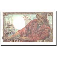 France, 20 Francs, 20 F 1942-1950 ''Pêcheur'', 1945, 1945-07-05, KM:100b, SUP+ - 1871-1952 Circulated During XXth