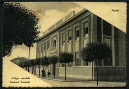 IMOLA - Collegio Maschile Ferraresi Tampieri - Non Viaggiata 1937 - Rif. 30234 - Imola