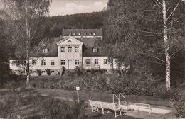 """D-37581 Bad Gandersheim - Das Kneipp-Solbad """"Roswitha"""" - Wasser -Trettbecken (60er Jahre) - Bad Gandersheim"""