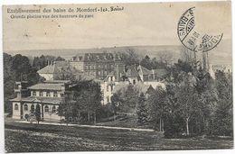 Luxembourg MONDORF LES BAINS Grande Piscine Etablissement Des Bains.G - Mondorf-les-Bains