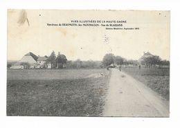 70 - Environs De BEAUMOTTE-les-MONTBOZON - Vue De BLARIANS - Carte Adressée à Rougemont - Altri Comuni
