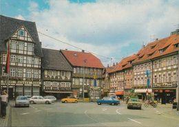D-37581 Bad Gandersheim - Marktplatz - Cars - Opel - Ford Granada - VW Cabrio - Nice Stamp - Bad Gandersheim