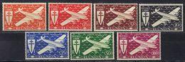 Réunion Poste Aérienne N° 28-34 * - Isola Di Rèunion (1852-1975)