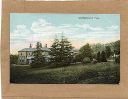 Grangewood Park --- South Norwood  Cpa - London Suburbs
