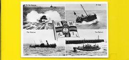 Royal National Life-Boat Institute Bateau De Sauvetage Rescue - Barche