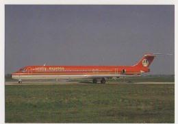 AK23 Aviation - Unifly Express MD-82 - 1946-....: Modern Era