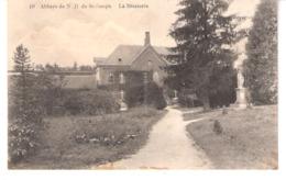 Chimay-Abbaye De Notre-Dame De Saint-Joseph (Scourmont)- +/-1920-la Brasserie-Edit. E.Douniau, Chimay - Chimay