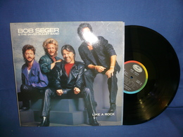 Bob Seger 33t Vinyle Like A Rock - Disco, Pop
