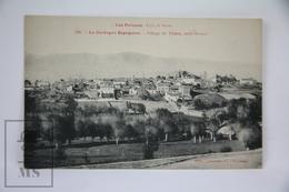 Old Postcard France - La Cerdagne Espagnole - Village De Palau - Pres Osseja - Francia
