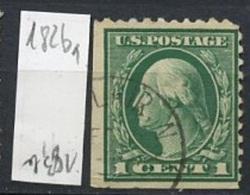 Etats Unis - Vereinigte Staaten - USA 1912-15 Y&T N°182bg - Michel N°189ADol (o) - 1c G Washington - Stati Uniti