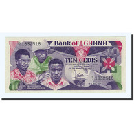 Billet, Ghana, 10 Cedis, 1984-05-15, KM:23a, NEUF - Ghana
