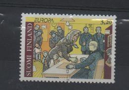 LOT 287  - FINLANDE N° 1299  ** EUROPA FEMMES CELEBRES - Cote  2.50 € - 1996
