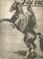 Militaria Revue J'ai Vu.... N°37 Du 7 Août 1915 Un Beau Cavalier BABA L'inséparable Goumier Du Général Mangin - Livres