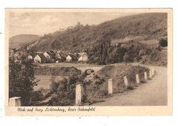 CPA BICKENFELD Blick Auf Burg Lichtenberg Kreis Bickenfeld - Birkenfeld (Nahe)
