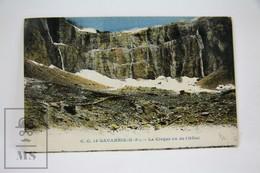 Old Postcard France - Gavarnie - Le Cirque Vu De L'Hotel - Gavarnie
