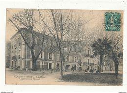 34 LAMALOU LES BAINS GRAND HOTEL ET L ETABLISSEMENT THERMAL CPA BON ETAT - Lamalou Les Bains