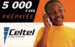 TARJETA TELEFONICA DE GABON. (006) - Gabon