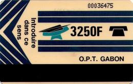 TARJETA TELEFONICA DE GABON. (002) - Gabon