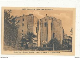 34 PALAVAS LES FLOTS MAGUELONE ANCIEN EVECHE LA CATHEDRALE CPA BON ETAT - Palavas Les Flots