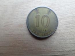 Hong-kong  10 Cents  1994  Km 48 - Hong Kong